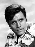 Jack Lord Close Up Portrait