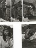 Julie Newmar Nude Portrait