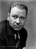 Wallace Beery in Black Suit
