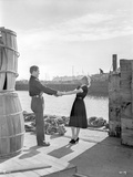 A scene from Waterfront