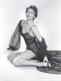 Ava Gardner In a Lingerie