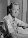 Alan Ladd Close Up Portrait