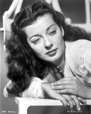 Gail Russell Posed in Dress