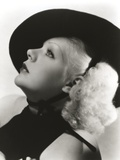 Alice Faye on Sideview Pose