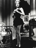 Lana Turner in Black Gown