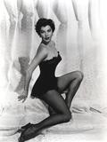 Ava Gardner Lingerie Pose