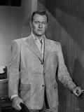 John Wayne in suit coat