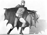 Batman Spreading Cape