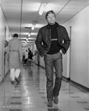 Robert Redford in Black