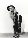 Alice Faye Lady in Black