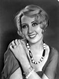 Joan Blondell Portrait