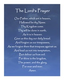 The Lord's Prayer - Blue Sky