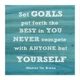Set Goals square