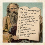Tablets of the Ten Commandments