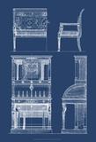 Furniture Blueprint III