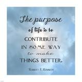 The Purpose of Life Square
