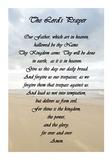 The Lord's Prayer - Beach
