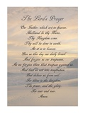 The Lord's Prayer - Sunset