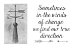Sometimes In The Winds Of Change