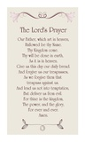 The Lord's Prayer - Floral