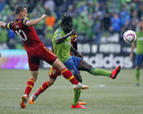Mls: Real Salt Lake at Seattle Sounders FC