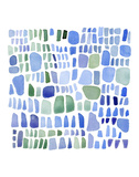 Series Sea Glass No IV