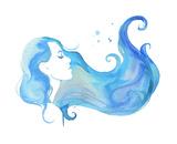 Dreaming of the Sea Reproduction d'art par Jessica Durrant