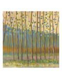Through Pastel Trees Reproduction d'art par Libby Smart