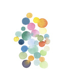 Series Colored Dots No III
