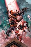 Justice League Comics Art