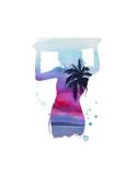 Surf's Up Reproduction d'art par Jessica Durrant