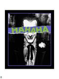 Batman Comics Art Featuring Joker