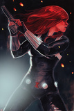 Black Widow No 1 Cover