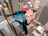 Spider-Man 2099 No 7 Panel