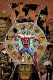 The Amazing Spider-Man No 9 Cover Featuring War Goblins  Zodiac  Rhino  Lizard and More