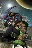 Venom: Space Knight No 4 Cover