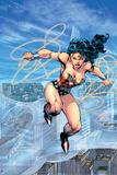 Wonder Woman Comics Art