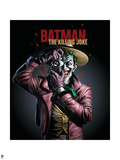 The Killing Joke - Batman Comics Art Featuring Joker