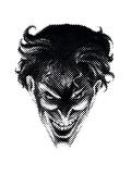 Seeing Spots: Batman Comics Art Featuring Joker