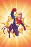 Captain Marvel No 3 Cover