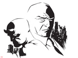 Marvel Knights - Daredevil & Kingpin Design
