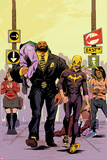 Power Man and Iron Fist No 2 Cover Featuring Power Man  Iron Fist