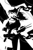 Marvel Knights - Elektra Character Art