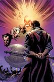 Doctor Strange No 6 Cover Featuring Baron Mordo  Clea  Wong  Dormammu  Dr Strange  Mindless Ones