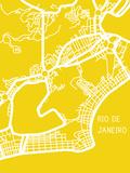 Urban City III Giclée par Clara Wells
