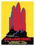 Visit Johannesburg - South Africa - The Wonder City