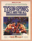 Tyson vs Spinks: Once and for All