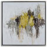Saffron Abstract I