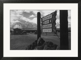 Entrance to Manzanar