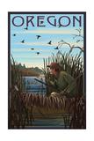 Oregon - Hunter and Lake